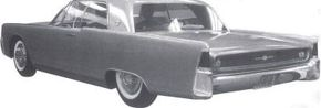 """By January 1959, design of the 1961 Lincoln Continental, Lincoln's """"last chance"""" effort, was finally rounding out. See more classic car pictures."""