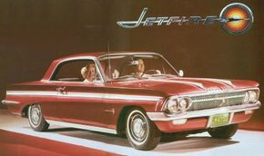 When introduced in 1961, the Oldsmobile F-85 Jetfire was the carmaker's entry in the rapidly growing market for economical compact cars. See more classic car pictures.
