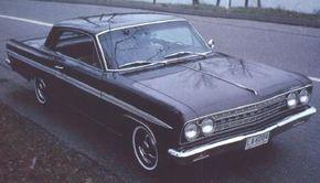 "Critics deemed the Oldsmobile F-85 Jetfire ""an elegant and comfortable high-performance car of medium size."""