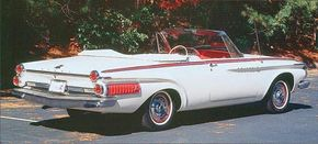 The Dodge Polara 500 made its debut for 1962 as Dodge's entry in the new personal-luxury class. See more classic car pictures.