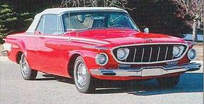 Items specific to the 500 for its class included special wheel covers, a blacked-out grille, and bucket seats.