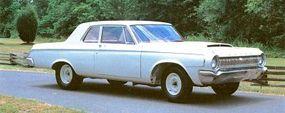 """Replacing the 1963 Dodge """"Standard"""" 413-cid V-8"""