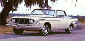Sales of the shrunken 1962 Dodge Standards dropped significantly from 1961, though awkward styling certainly didn't help.