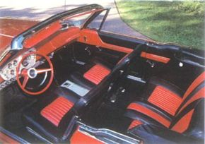 Full-size Plymouths wore revised styling for 1962, and the Sport Fury was still the top-line offering with sporty two-tone interior and flashier exterior trim.