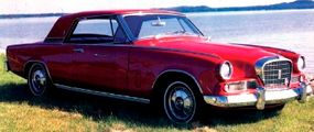 Only 1,767 1964 Studebaker Gran Turismo Hawks were made.