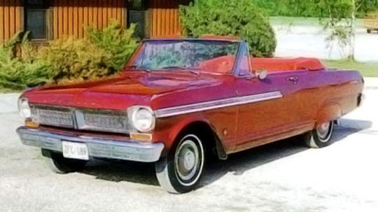 1962-1967 Chevrolet Chevy II