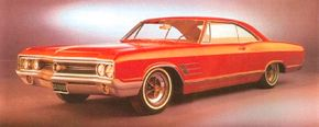 A record ten 1965 Buick Wildcat models were offered in four body styles in base, Deluxe, and Custom trim.