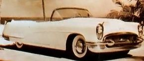 The 1953 Buick Wildcat was the first show car to bear the Wildcat name.