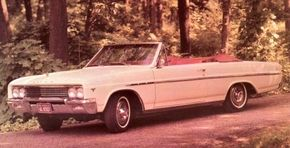 By 1967 the V-6 would be phased out.