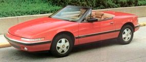 The 3800 V-6 was created in 1988 and propelled edition Reatta two-seater from 0-60 in just under ten seconds.