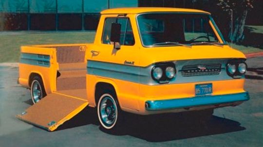 1962 Chevrolet Corvair Truck