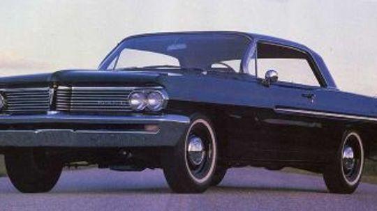 1962 Pontiac Catalina Super Duty 421
