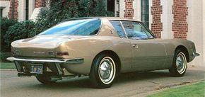 The Avanti boasted the best V-8 engine Studebaker had, the faithful 289.