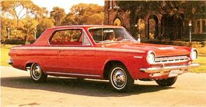 The Dart moniker was applied to Dodge's compact line for 1963, offered in 170, 270, and top-line GT trim. See more classic car pictures.