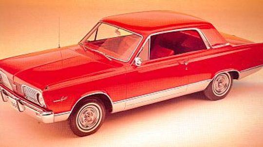 1963, 1964, 1965, 1966 Plymouth Valiant Signet