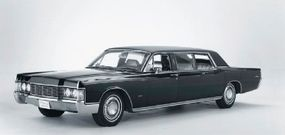 The 1968 Lincoln limousine started with a 462-cubic-inch V-8 that was superseded during the year with an all new 460 that made 365 horsepower.