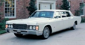 Lehmann-Peterson's output of limos for 1969 increased slightly from the year before, to 93.