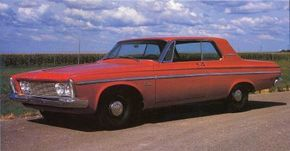 Models like the 1963 Plymouth 426 Wedge were among the most fearsome early muscle cars. See more muscle car pictures.