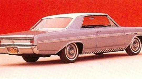 1964-1965 Buick Skylark & Gran Sport