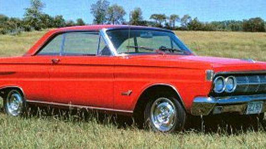 1964-1965 Mercury Comet Cyclone