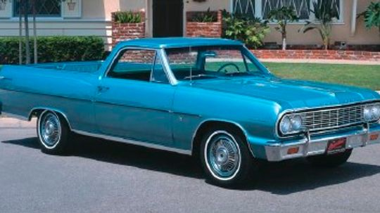 1964-1967 Chevrolet El Camino