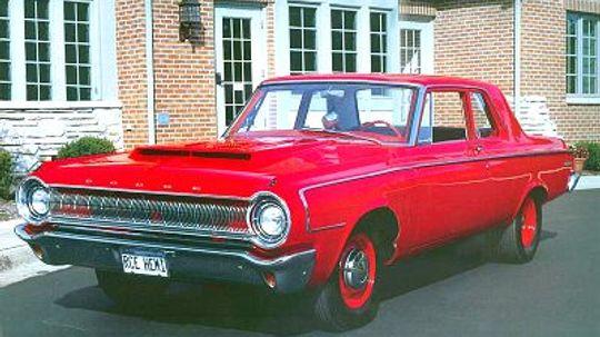 1964 Dodge 330 Super Stock Two-Door Sedan