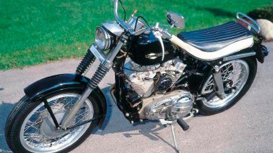 1964 Harley-Davidson XLCH Sportster