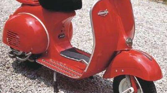 1964 Vespa Allstate Cruisaire