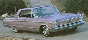 Little changed for 1966, though a luxury Plymouth Fury VIP edition joined the line to battle the upscale competitors.