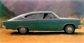To stimulate declining sales, the 1966 Marlin's price was lowered and previously standard features, like power brakes, were eliminated.