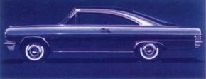 The Tarpon showed its Rambler American heritage from the doors forward, with only the grille insert and trim differing to any great extent.