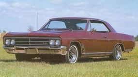 The 1966 Buick Gran Sport two-door hardtop remained the volume car in the line with 9,934 sold.