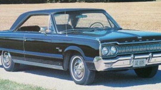 1965-1968 Dodge Monaco and 500