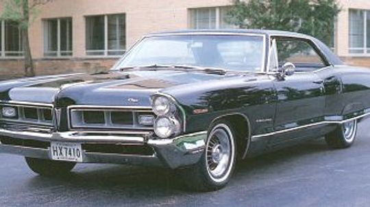 1965, 1966, 1967, 1968 Pontiac Grand Prix