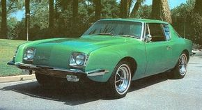 Avanti IIs could be custom-built to a buyer's specifications, the factory offering practically any color and material combinations one might desire. See more classic car pictures.