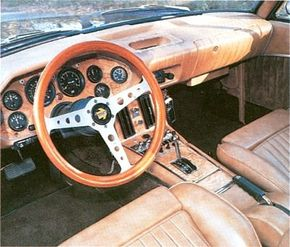 Avanti II interiors were luxuriously trimmed, with stitchwork performed by a former Studebaker craftsman.