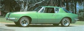 """Avanti's """"any color you want so long as it's available"""" philosophy resulted in numerous examples being virtually one-of-a-kind automobiles."""