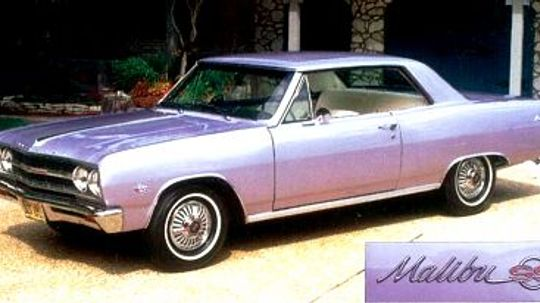 1965 Chevrolet Chevelle Malibu SS Hardtop Coupe