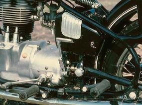This was BMW's last single-pot engine until the 1990s.