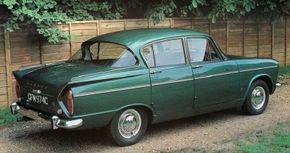 Humber was considered Britain's Buick. See more pictures of classic cars.