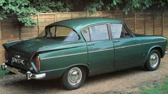 1965 Humber Sceptre Mark II