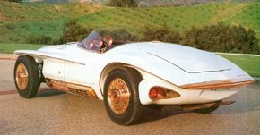 The 1965 Mercer Cobra was a concept car designed by Virgil Exner and his son, Virgil Exner, Jr. See more classic car pictures.