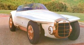 The Cobra chassis provided the perfect platform to showcase this copper-inspired design.