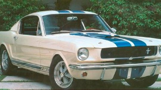1965 Shelby GT 350