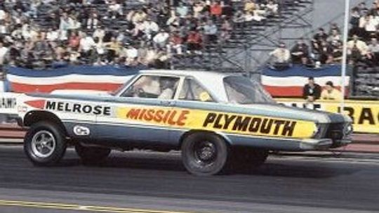 1965 Plymouth Factory Altered Wheelbase