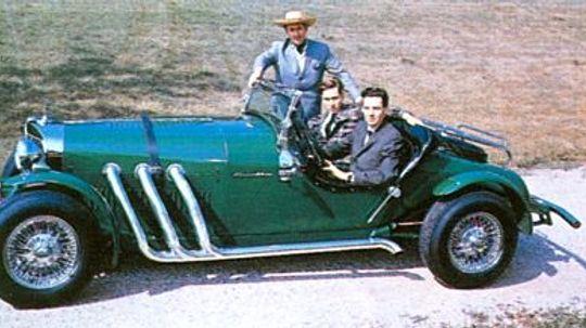 1965, 1966, 1967, 1968, 1969 Excalibur Series I