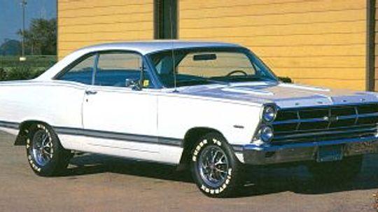 1966-1967 Ford Fairlane 500XL/GT & GT/A