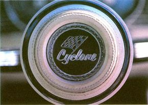 The 1966 and 1967 Mercury Cyclone GT featured a checkered-flag front-fender insignia. See more classic car pictures.