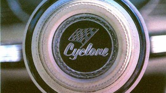 1966-1967 Mercury Cyclone GT