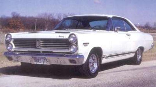 1966-1967 Mercury Comet